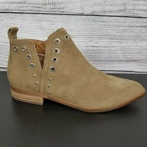 NEW Corso Como Diana Ankle Boots Booties Side Zip